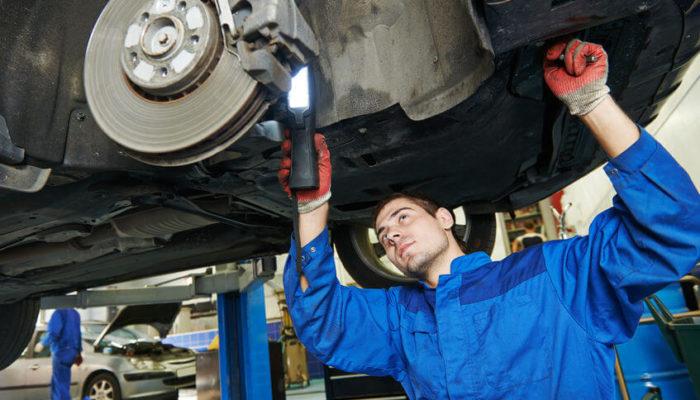 Bremsen- & Auspuffservice