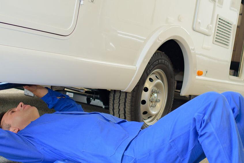 Wohnmobil-Service Und Reparatur